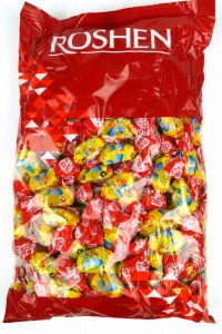 Cukierki ROSHEN Crazy Bee Fruity 1 kg