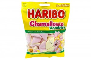 Haribo Chamallows Rombiss Pianki Owocowe  225g