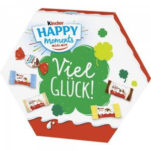 Czekoladki Cukierki Kinder Happy Moments Mini Mix 162 g  DE