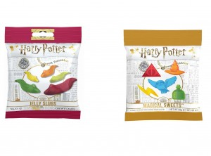 Harry Potter Zestaw  Żelek Jelly Magical Sweets +  Slugs  Ślimaki