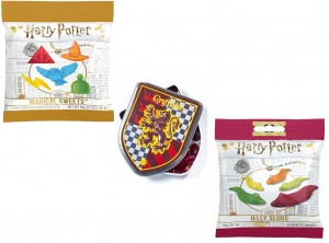 Harry Potter Zestaw Prezentowy Jelly Żelki Tins Slugs Magical