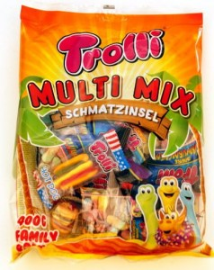 Żelki Trolli Multi Mix 400 g