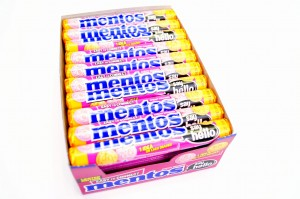 Mentos Say Hello 40 szt